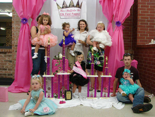 Mini Miss Winners